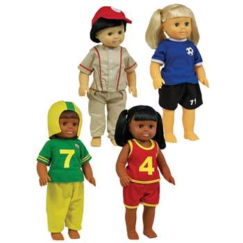 Sports Doll Clothes By Get Ready Kids