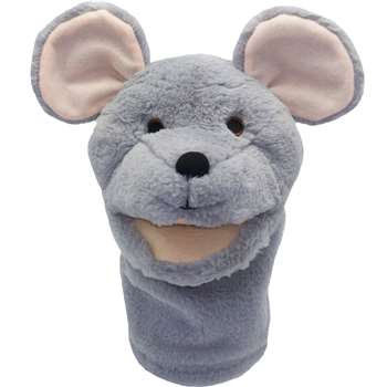 Plushpups Hand Puppet Mouse By Get Ready Kids