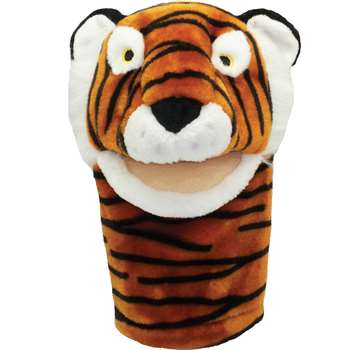 Plushpups Hand Puppet Tiger By Get Ready Kids