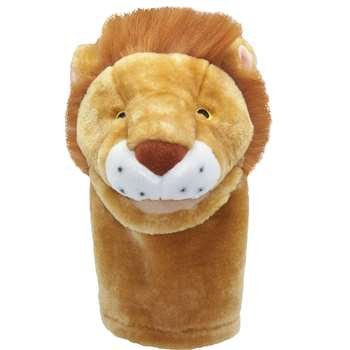 Plushpups Hand Puppet Lion By Get Ready Kids