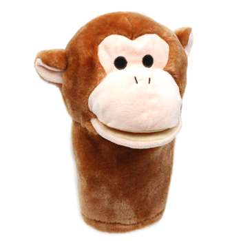 Plushpups Hand Puppet Monkey By Get Ready Kids