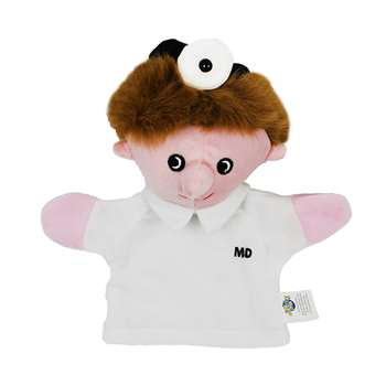 Puppets Machine Washable Doctor By Get Ready Kids