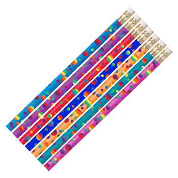 Color Confetti 12Pk Pencil By Musgrave Pencil