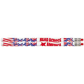 Read Across America Pencil 12Pk By Musgrave Pencil