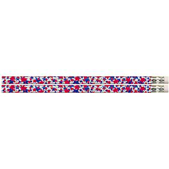 Star Sparklers Pencil 12Pk By Musgrave Pencil