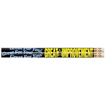 Great Improvement Pencil 12Pk By Musgrave Pencil