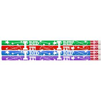 I Did It Pencil 12Pk By Musgrave Pencil