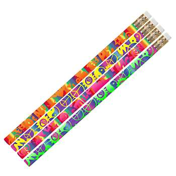 Peace Pencil 12Pk By Musgrave Pencil