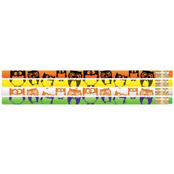 Owl Motivational Pencils 12Pk By Musgrave Pencil