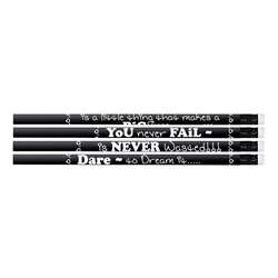 Chalkboard Talk Pencil 12Pk, MUS2547D