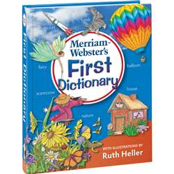 Merriam Webster First Dictionary By Merriam-Webster