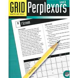 Grid Perplexors Level B By Mindware