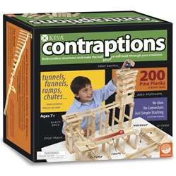 Shop Keva Contraptions - MWA44156 By Mindware