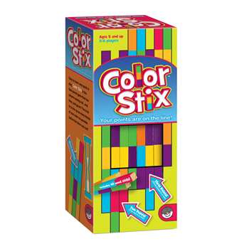 Color Stix Game By Mindware