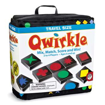 Travel Qwirkle By Mindware