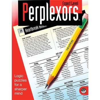 Perplexors Expert Level By Mindware