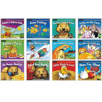 Rising Readers Leveled Books Fiction Set By Newmark Learning