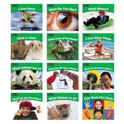 Science Content Area Leveled Readers English 12 Titles By Newmark Learning