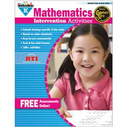 Everyday Mathematics Gr K Intervention Activities By Newmark Learning