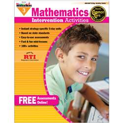 Everyday Mathematics Gr 3 Intervention Activities By Newmark Learning