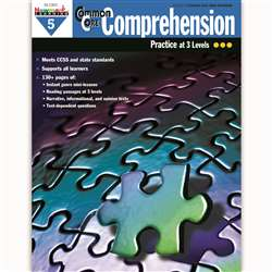 Common Core Comprehension Gr 5 By Newmark Learning