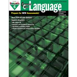 Common Core Practice Language Book Grade 6 By Newmark Learning