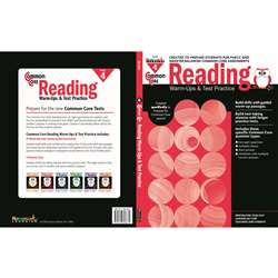 Shop Common Core Reading Gr 4 Warmups & Test Practice - Nl-2264 By Newmark Learning
