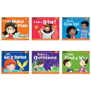 Shop Myself Readers 6Pk I Believe In Myself Small Book - Nl-2272 By Newmark Learning