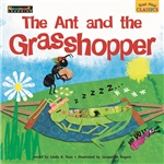The Ant And The Grasshopper Read Aloud Classics La, NL-2286