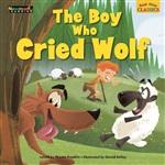 The Boy Who Cried Wolf Read Aloud Classics Lap Boo, NL-2294