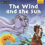 The Wind And The Sun Read Aloud Classics Lap Books, NL-2303