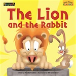 The Lion And The Rabbit Read Aloud Classics Lap Bo, NL-2306