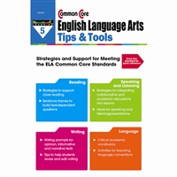 Common Core Ela Tips & Tools Gr 5, NL-2339