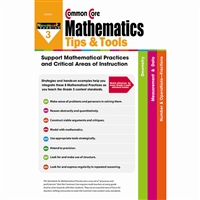 Gr 3 Common Core Mathematics Tips & Tools, NL-2385