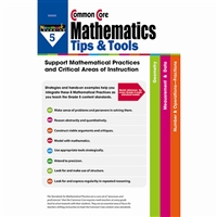 Gr 5 Common Core Mathematics Tips & Tools, NL-2387