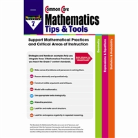Gr 7 Common Core Mathematics Tips & Tools, NL-2389