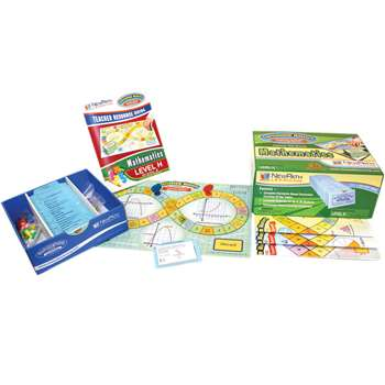Mastering Math Skills Games Class Pack Gr 8 By New Path Learning
