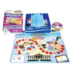 Mastering Social Studies Skills Games Class Pack Gr 4 By New Path Learning