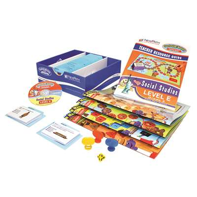 Mastering Social Studies Skills Games Class Pack Gr 5 By New Path Learning