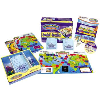 Mastering Social Studies Skills Games Class Pack Gr 6 By New Path Learning