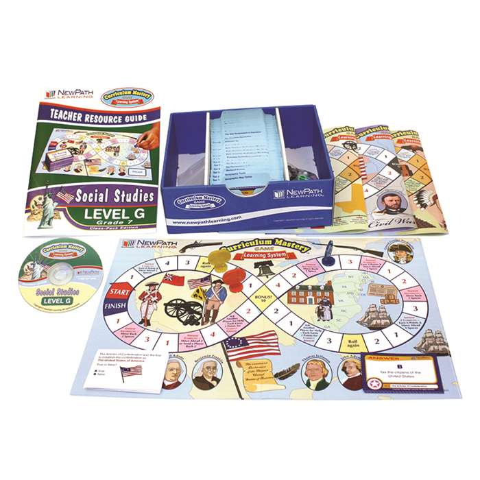Mastering Social Studies Skills Games Class Pack Gr 7 By New Path Learning