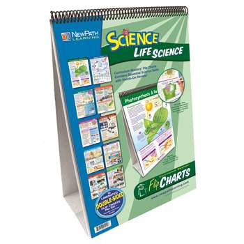 Middle School Life Science Flip Chart Set By New Path Learning
