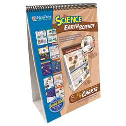 Middle School Earth Science Flip Chart Set By New Path Learning