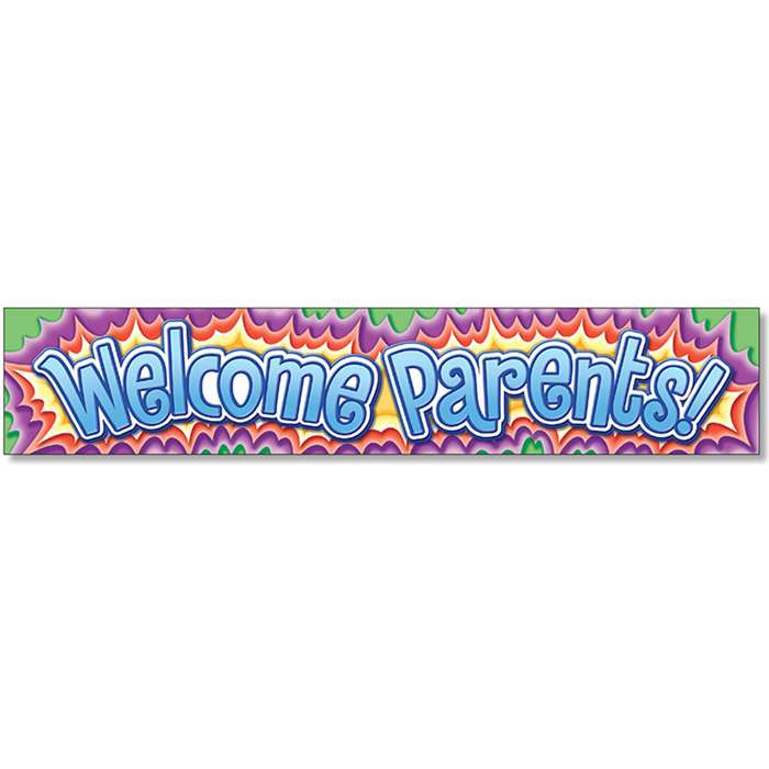 Welcome Parents Banner By North Star Teacher Resource