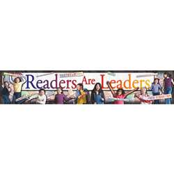 Readers Are Leaders Banner By North Star Teacher Resource