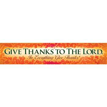 Thanksgiving Banner By North Star Teacher Resource