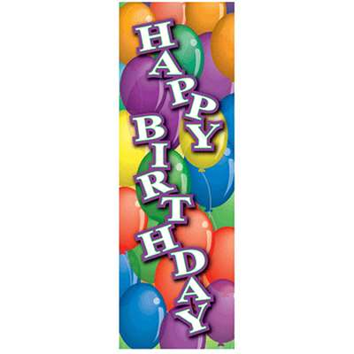 Bookmark Happy Birthday By North Star Teacher Resource