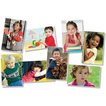 All Kinds Of Kids Preschool Bulletin Board Set By North Star Teacher Resource
