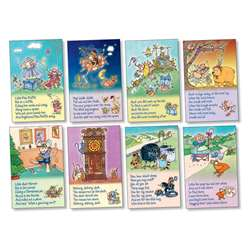 Nursery Rhymes Bulletin Board Set, NST3074