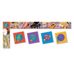 Musical Instruments Trimmer By North Star Teacher Resource